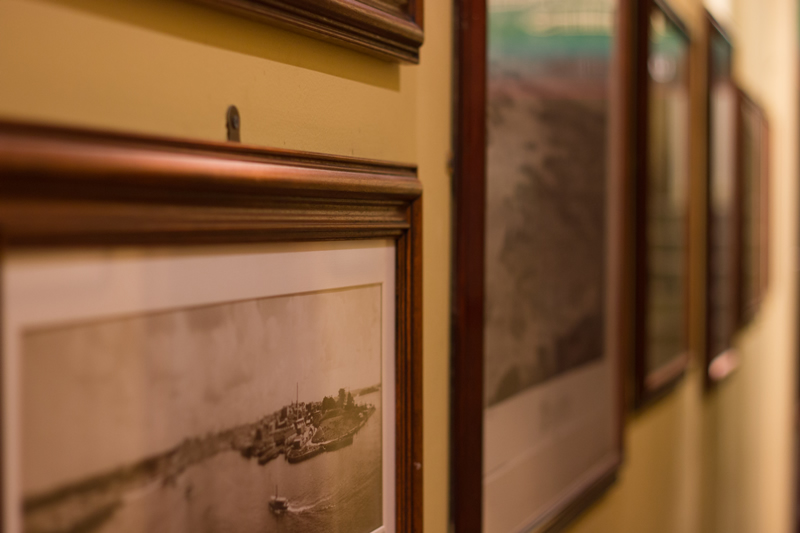 History Fortune of War Pub