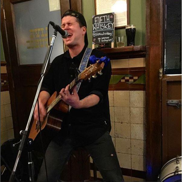 Michael Kopp Fifth Whisky Fortune of War Sydney Live Music